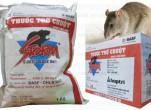Thuốc diệt chuột hại lúa