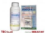 Thuốc diệt muỗi Fendona có đặc điểm gì?