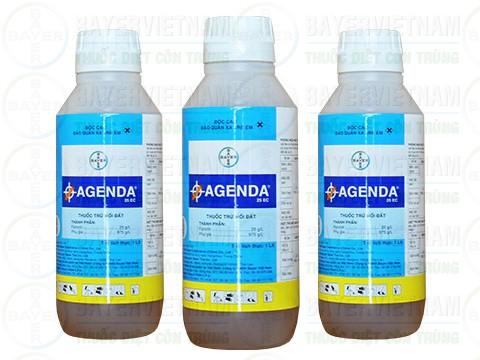 Giá bán thuốc diệt mối tận gốc Agenda